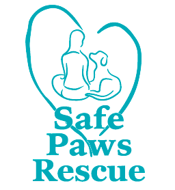 Safe Paws Rescue logo