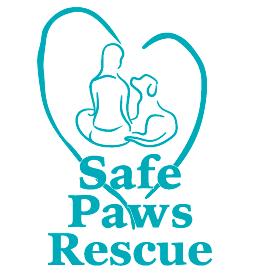 Safe Paws Rescue logo